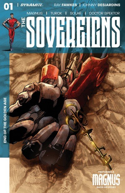 The Sovereigns #1 (2017)