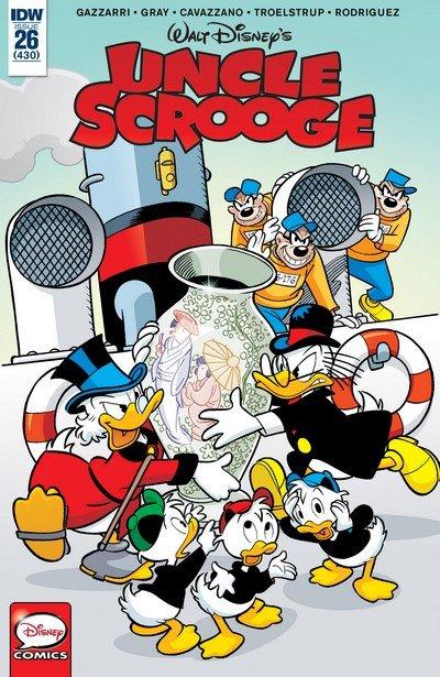 Uncle Scrooge #26 (2017)