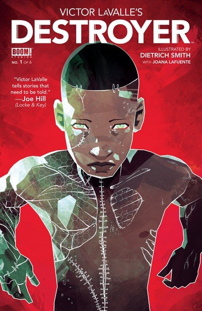 Victor LaValle's Destroyer #1 (2017)