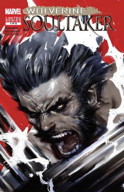 Wolverine – Soultaker #1 – 5 + TPB (2005)