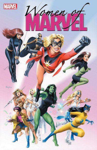 Women of Marvel Vol. 1 – 2 (2006-2007)