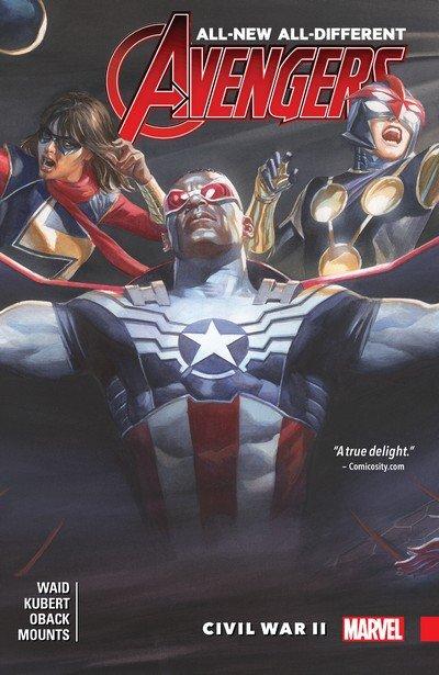 All-New, All-Different Avengers Vol. 3 – Civil War II (2017)