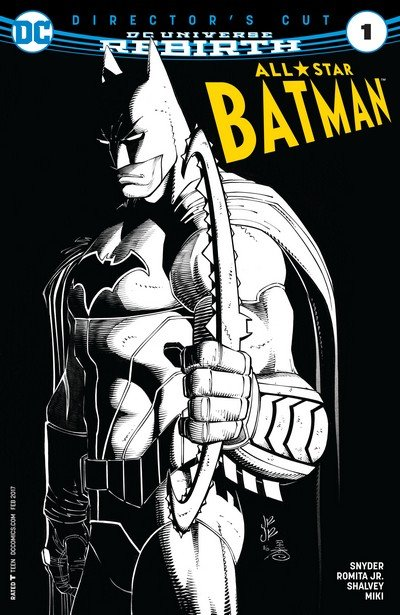 All-Star Batman #1 – 11 + Director's Cut (2016-2017)
