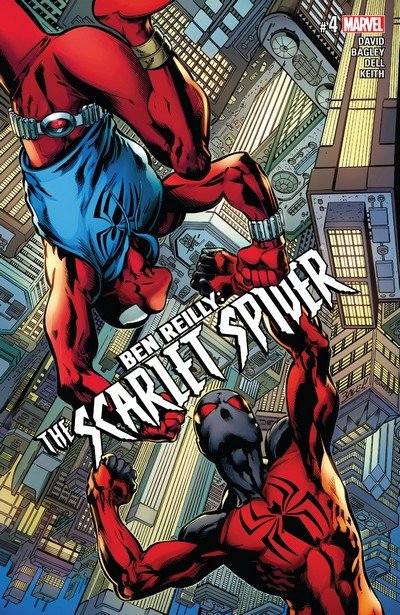 Ben Reilly – Scarlet Spider #4 (2017)