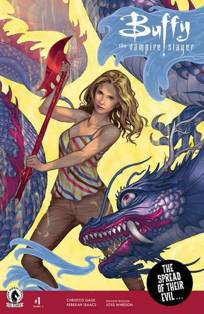 Buffy the Vampire Slayer Season 11 #1 – 8 (2016-2017)
