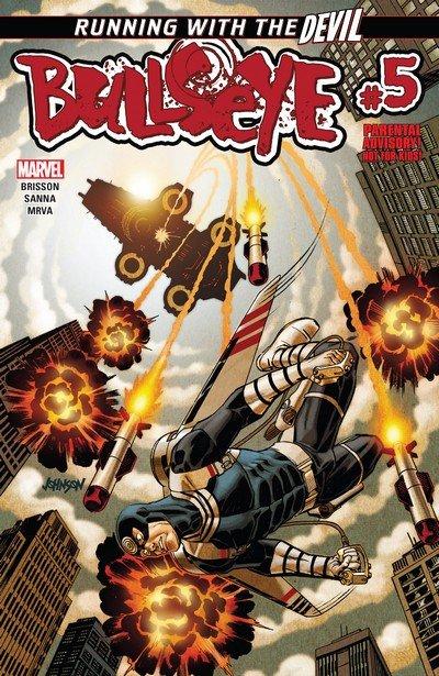 Bullseye #5 (2017)