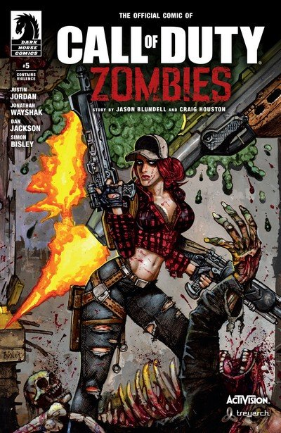 Call of Duty – Zombies #5 (2017)