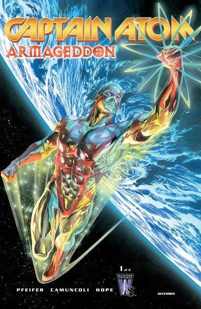 Captain Atom – Armageddon #1 – 9 (2005-2006)