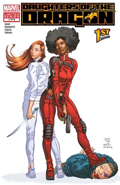 Daughters of the Dragon #1 – 6 + TPB (2006)