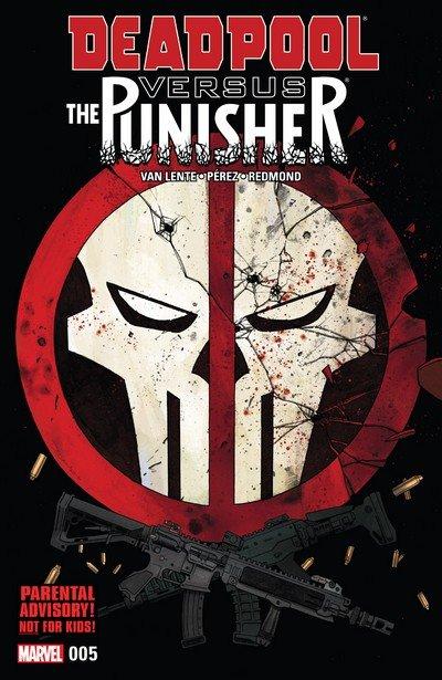 Deadpool vs. The Punisher #5 (2017)