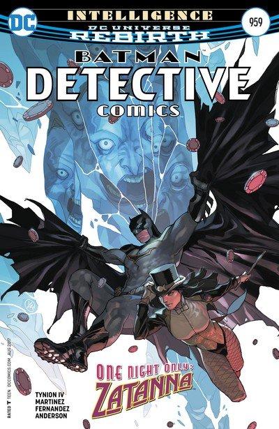 Detective Comics #959 (2017)