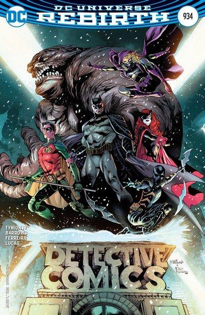 Detective Comics Vol. 3 (Rebirth) #934 – 1021 + Annuals (2016-2020)