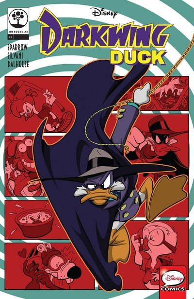 Disney Darkwing Duck #1 – 8 (2016-2017)