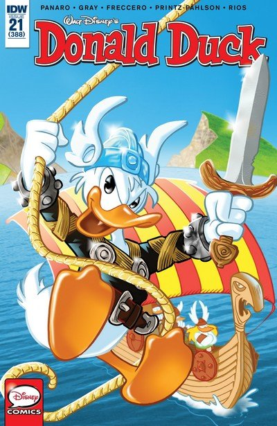 Donald Duck #21 (2017)