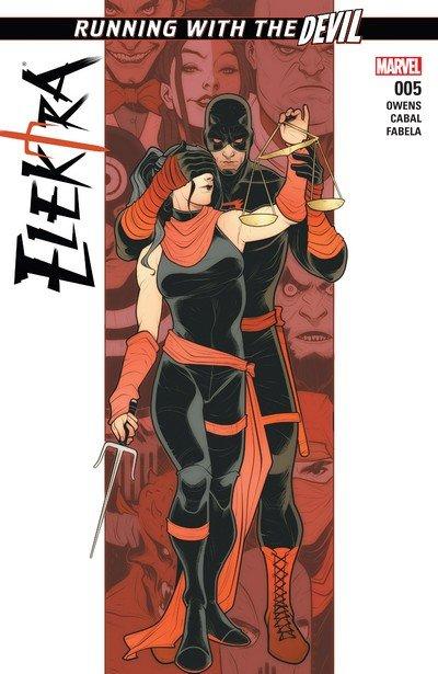 Elektra #5 (2017)