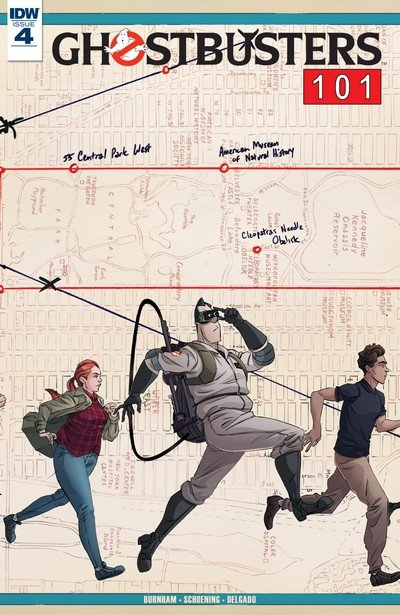 Ghostbusters 101 #4 (2017)