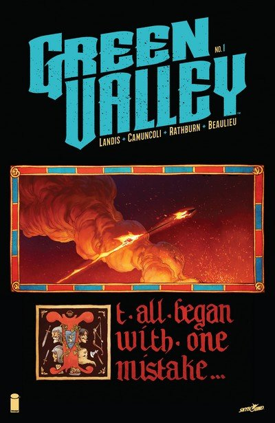 Green Valley #1 – 9 (2016-2017)