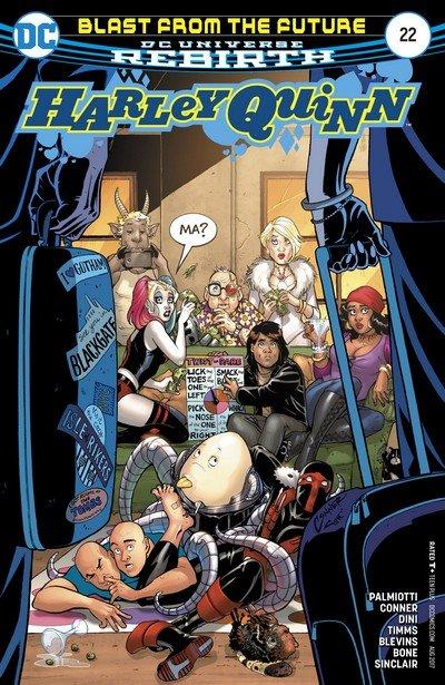 Harley Quinn #22 (2017)