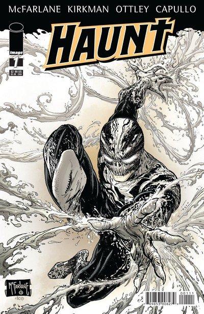 Haunt #1 – 28 + TPB Vol. 1 – 5 (2009-2013)
