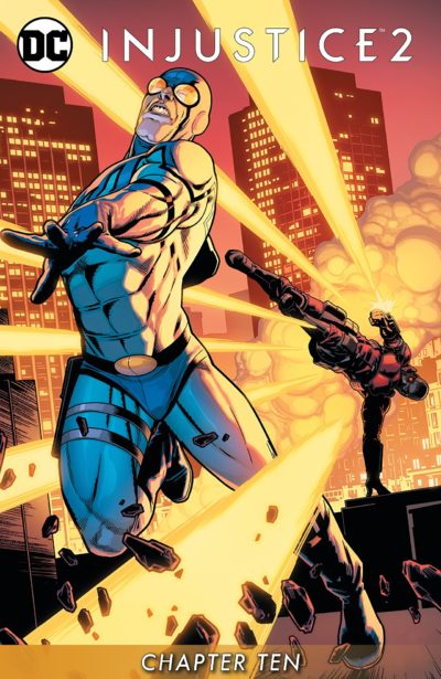 Injustice 2 #10 (2017)