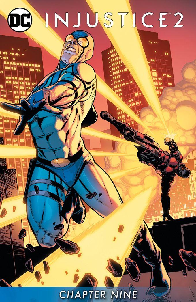 Injustice 2 #9 (2017)