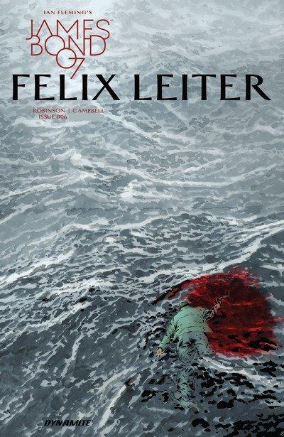 James Bond – Felix Leiter #6 (2017)