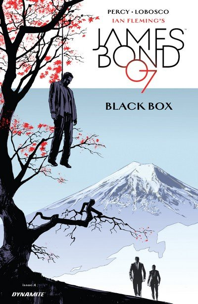 James Bond Vol. 2 #4 (2017)