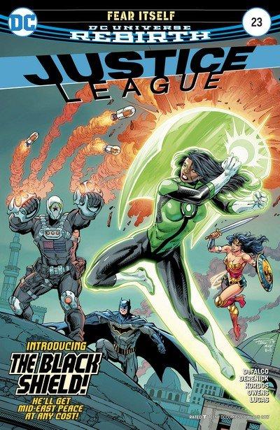 Justice League #23 (2017)