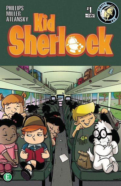 Kid Sherlock #1 (2017)