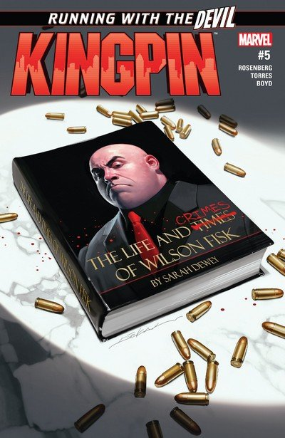 Kingpin #5 (2017)