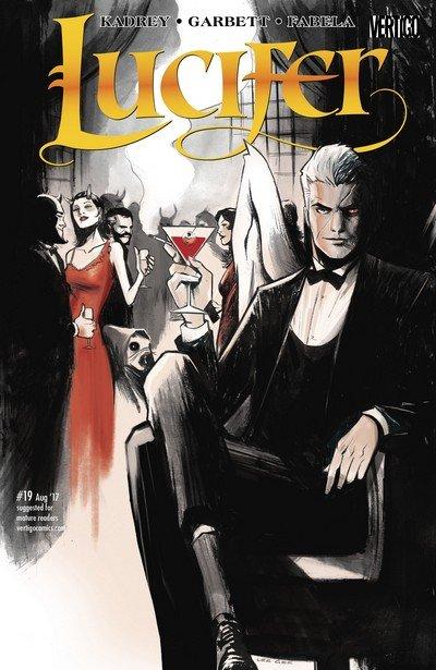 Lucifer #19 (2017)