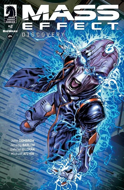 Mass Effect – Discovery #2 (2017)