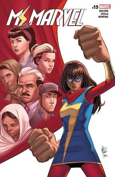 Ms. Marvel #19 (2017)