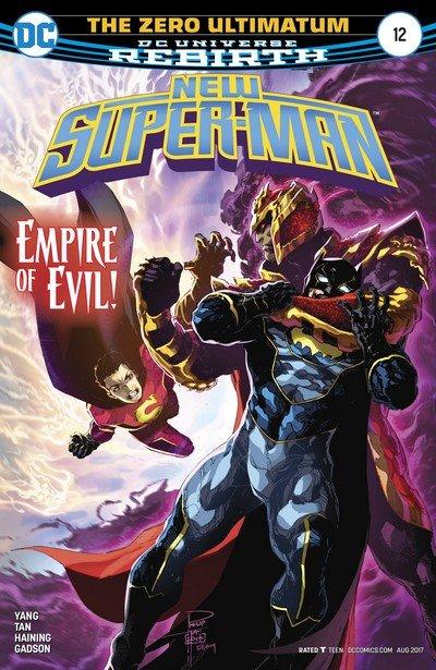 New Super-Man #12 (2017)