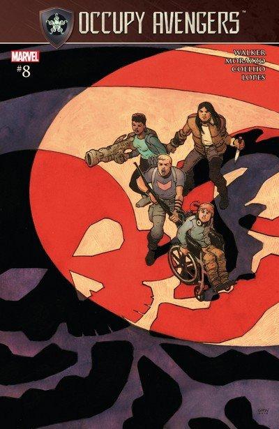Occupy Avengers #8 (2017)