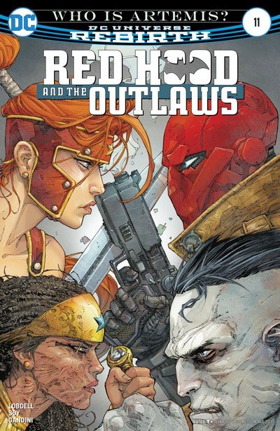 Red Hood & the Outlaws #11 (2017)