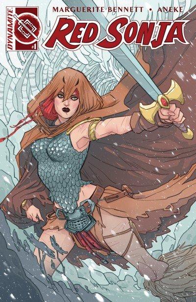 Red Sonja Vol. 3 #1 – 6 + TPB (2016)