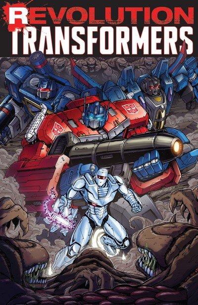 Revolution – Transformers (TPB) (2017)