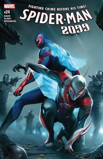 Spider-Man 2099 #24 (2017)