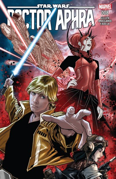 Star Wars – Doctor Aphra #8 (2017)