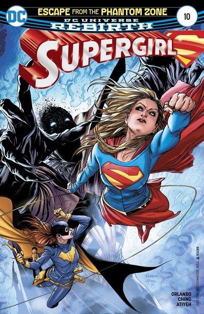 Supergirl #10 (2017)