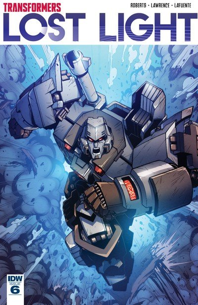 The Transformers – Lost Light #6 (2017)