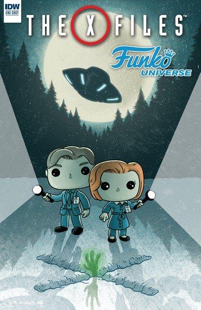 The X-Files Funko Universe (2017)