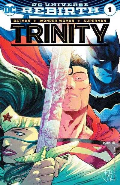 Trinity Vol. 2 (Rebirth) #1 – 22 + TPBs (2016-2018)