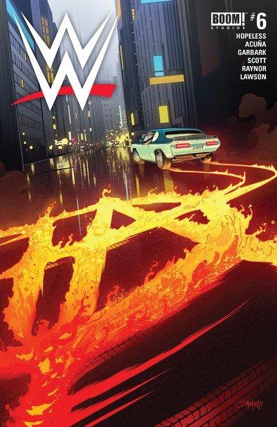 WWE #6 (2017)