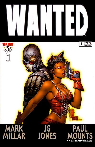 Wanted #1 – 6 (2003-2004)