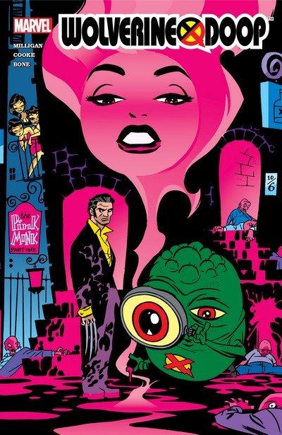 Wolverine-Doop #1 – 2 (2003)