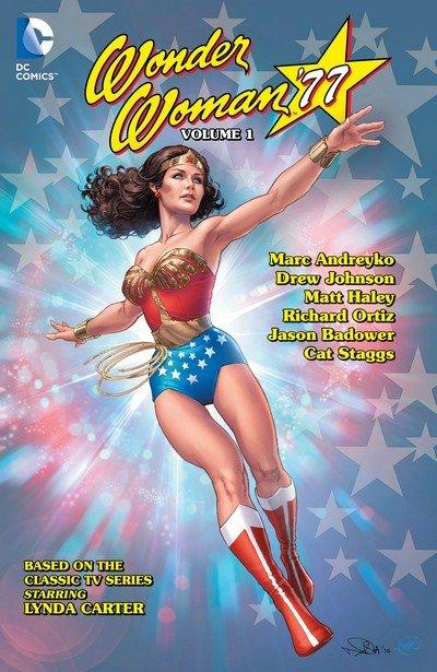 Wonder Woman '77 Vol. 1 – 2 (TPB) (2016-2017)