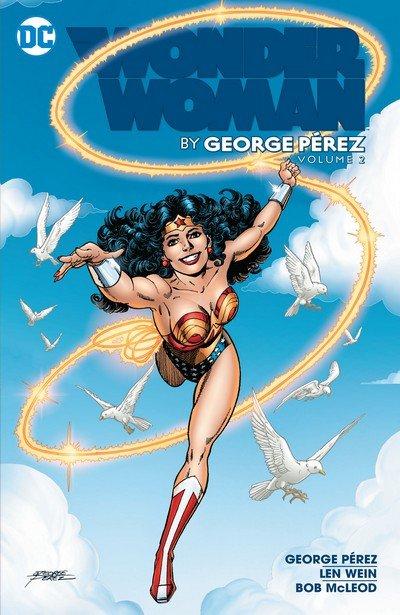 Wonder Woman by George Perez Vol. 2 (2017)