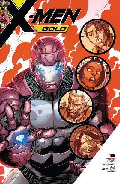 X-Men Gold #5 (2017)